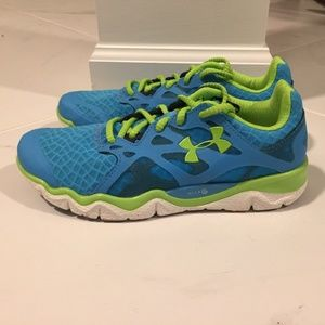Under Armour Breathable Tennis Shoes